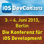 iOS DevCon 2013